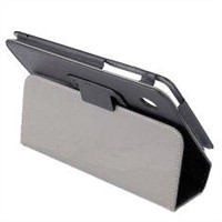 Portable Smart Leather Case Cover For HTC Flyer
