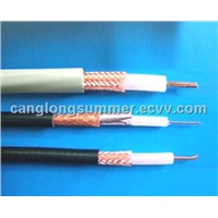 RG6 Combined Coaxial Cable with actuator cable(DY-11-E)