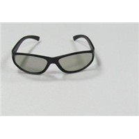 ROHS standards PC plastic circular polarized Acer, HP 3D lenses glasses -PH0037