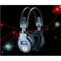 Rechargeable Digital Music MP3 Players with Memory Card Slot BT-P130