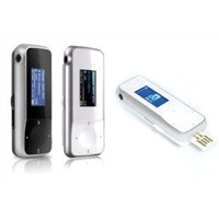 Rechargeable USB Memory Card Reader Mp3 Player with Microsd Slot BT-P127