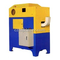 Rectangle spout pipe elbow reducing machine