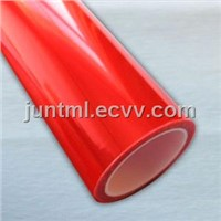 Red Car Light Protection Film