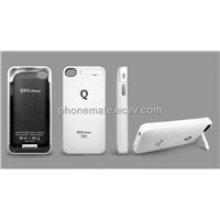 Reliable quality for iphone 4 extended battery with charging case