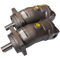 Rexroth A2F Hydraulic Piston Pump and Hydraulic Motor