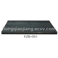 Rubber Board for Noise Reduction Speed Bump Speed Hump Speed Ramp Speed Breaker Traffic Barrier