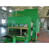 Rubber Conveyor Belt Production Line