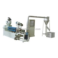 SJ-A plastic Recycling Compounding Machine
