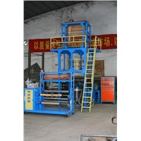 SJ-PP Film Blowing Machinery Set+86-13928296277