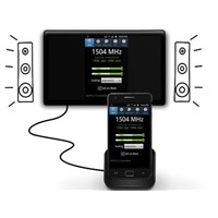 Samsung Galaxy S II i9100 USB Cradle with HDMI out