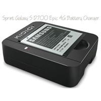 Samsung Sprint Galaxy S D700 Epic 4G Battery charger