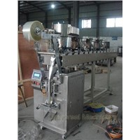 Screw Packing Machine with 4 Bowls -DXD-80-4L