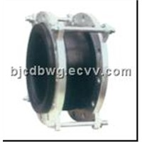 Single Sphere rubber expansion joint with tie rods(JGD)