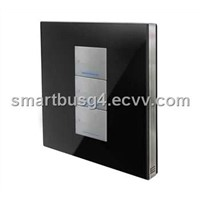 SmartBus 3 Button Switch Wall Panel