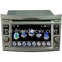 Special Car DVD Player for Subaru with GPS Touch-Screen TV Radio Bluetooth MP4 MP3 IPOD USB Free-Map