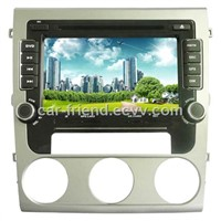 Special Car DVD Player for VW LAVIDA H with GPS Touch-Screen TV Radio Bluetooth MP4 USB SD Free-Map