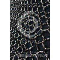 Stainless Steel Decorative Metal Ring Mesh YB series