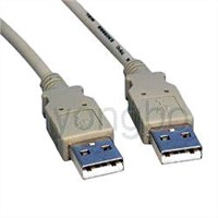 Standard Male To Male USB 2.0 Cable