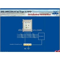 TVSS Parallel Type A Surge Protector
