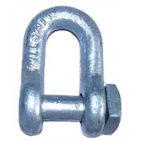 Trawling Dee Shackle High Tensile With Square Head Oversize Pin