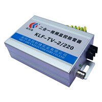 Two-in-one  video monitoring  SPD:KLF-TV-2/220