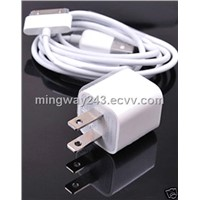 USB Home Wall Charger for Apple iPad MW-A10