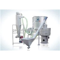 Vertical Airflow Sieving Machine for Rubber Auxiliary