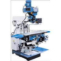 Vertical and Horizontal Turret Milling Machine X6332C