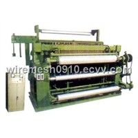 Weled wire mesh machine
