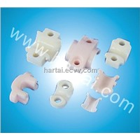 Wire Bow Guides (Bridge ceramic eyelet)Ceramic cable holder Supplier China