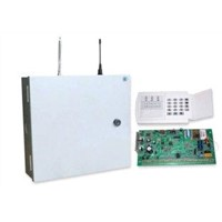 Wired and Wireless GSM  Alarm Control Panel