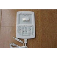 Wireless Mini Keyboard, PC & Google TV Remote