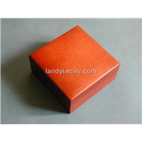 Wooden Hinged Top Lid Box