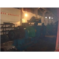 XK-560 Mixing Mill For Plastic(With Stock Blender Device)