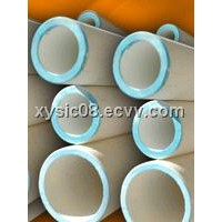 Xinyu Furnace Accessories Ceramic Tube with High Purity of 99.7%