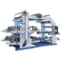 YT Four Color Flexographic Printing Machine