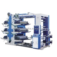 YT Six Color Flexographic Printing Machine