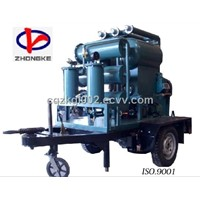 ZLA Series Double-Stage Efficiency Vacuum Oil Purifier