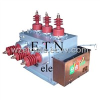 ZW10-12 Series Outdoor High-voltage Dual Power Automatic Switching Device