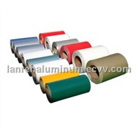 aluminium PE coated coil
