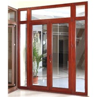 aluminum and wood composite windows and doors