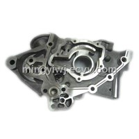 aluminum die casting products for auto parts