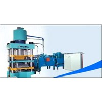 autoclaved fly ash brick production line