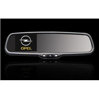 car rearview mirror monitor