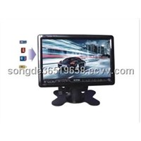 "7"" car tv monitor (SD-716)"