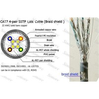 cat7 SSTP LAN CABLE for network