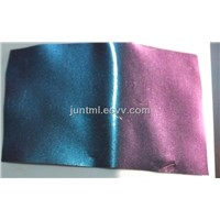 chameleon texture cast vinyl film for car wrap