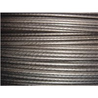 construction steel material indented pc steel wire