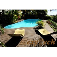 eco deck Uruguay, MexyTech composite decking manufacturersupplier in China