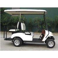 electric golf car 4 seats with flip flop seat EG2029KSZ